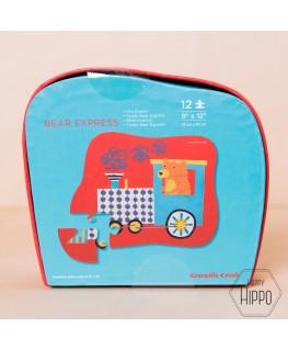 Lunchbox Hert - Sebra