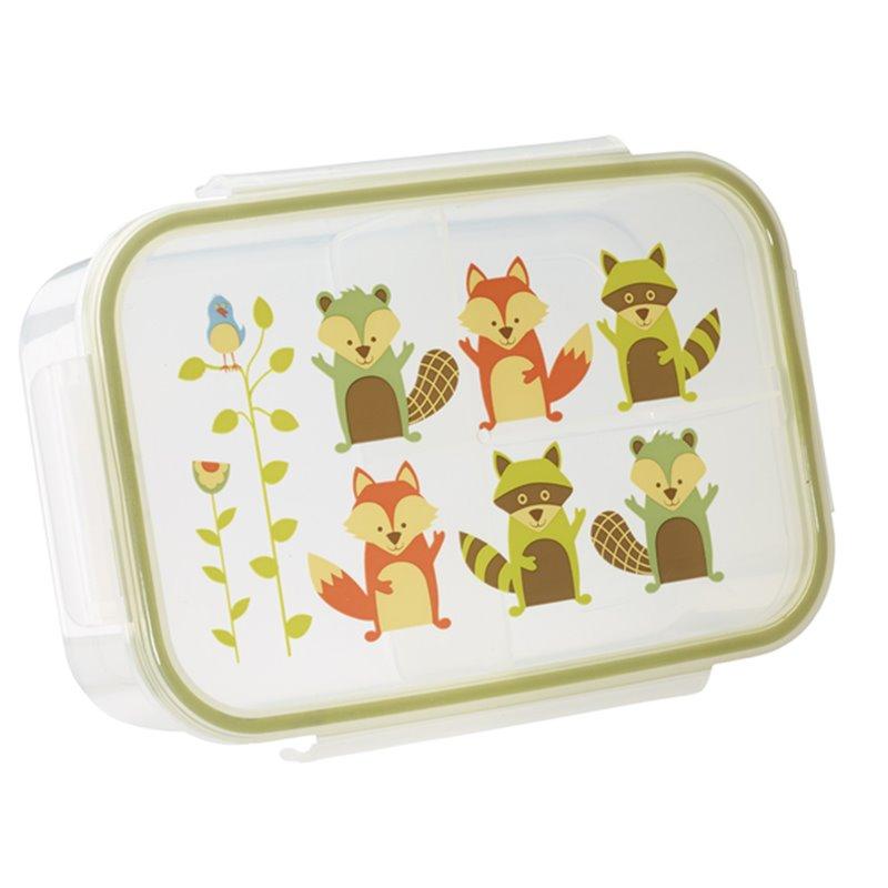 Lunchbox: fox - Sugarbooger