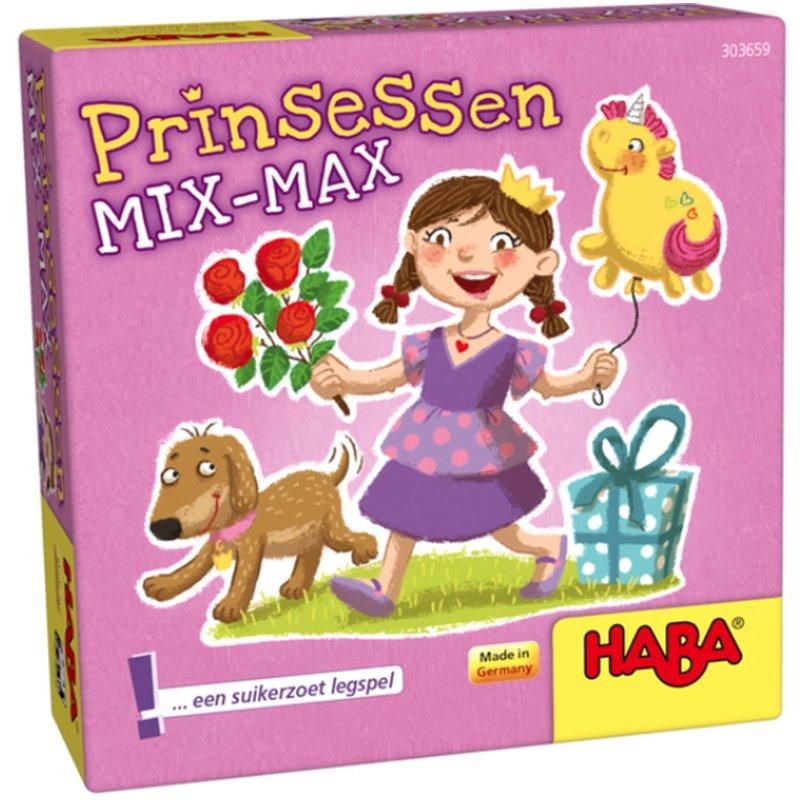Prinsessen mix-max - Haba