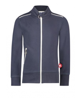 Jacket French knit Donkerblauw - Kik*Kid