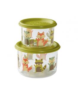 Snackdoosjes Fox Small - Sugarbooger