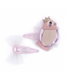 Bird Princess Clip set - Billy Loves Audrey