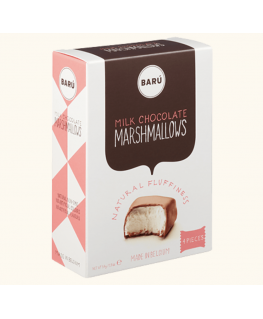 4-pack marshmallows milk chocolate 54g - Barú