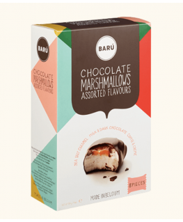 Marshmallows mix pack 114g - Barú
