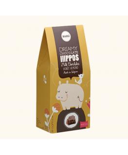 Hippo Honey Almond 60gr - Barú