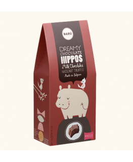 Hippo Hazelnut truffle 60gr - Barú