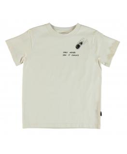T-shirt Road Dino's en Asteroid front - Molo - Happy Hippo