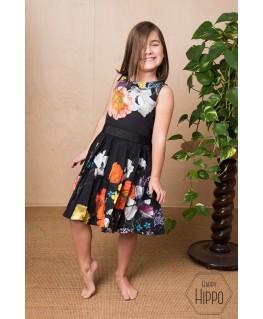 Carli Dress Flower Garden - Molo