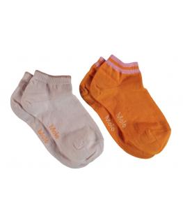 Noja Socks Orange bloom