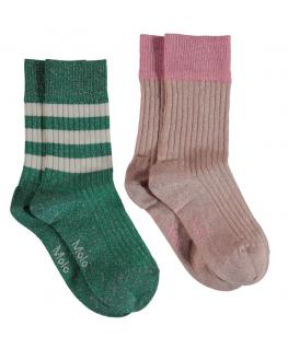 Nomi Socks morning rose - Molo