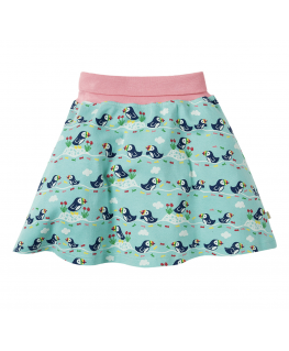Parsnip Printed Rok St Agnes Paddling Puffins front - Frugi - Happy Hippo