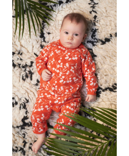 Gerard Babysuit Blossoms - Lily Balou - Happy Hippo