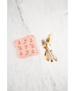 Papieren servietten ALICE ( 20pc)  Little chef - - Lilliputiens