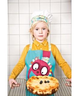 Keukenschort en koksmuts Georges -  Little chef - Lilliputiens