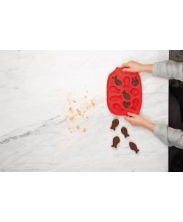 Bak - en ijsblokjesvorm  César -  Little chef - Lilliputiens