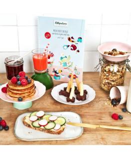 Receptenboek - Mijn eerste ontbijt (NL) - Lilliputiens front