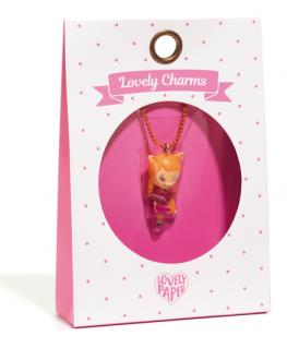 Lovely charm cat - Djeco