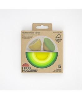 set of 5 Fresh Greens -FOOD HUGGERS®