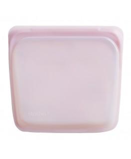Standaard Roze Quartz - Stasher Bag