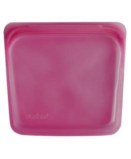 Standaard raspberry - Stasher Bag