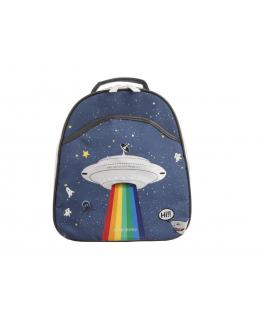 Backpack New Ralphie Space Rainbow - Jeune Premier
