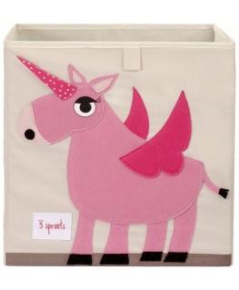 Storage Box Unicorn - 3 sprouts