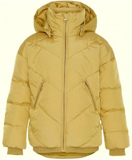 Hayly - Jacket Peacock gold - Molo
