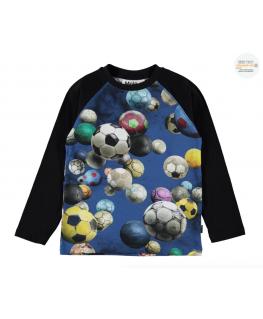 Remington t-shirt Cosmic Footballs - Molo front