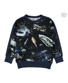 Reno T-shirt Space Traffic - Molo front