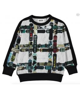 Reno T-shirt Snowboard Check - Molo