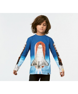 Reif t-shirt Rocket launch - Molo model