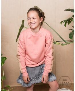 Manon Sweat Shirt Rosewater - Molo