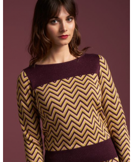 Bella Knit Top Indra - King Louie