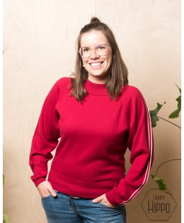 Sweater Romy Red - Froy & Dind