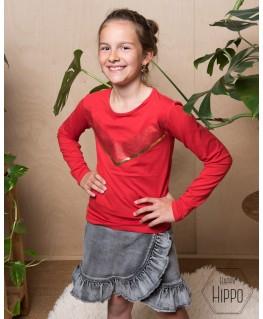 Billy Ballerina Zilver Roze Slofjes Antislip - Easy Peasy