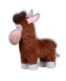 Knuffel groot alpaca - Woody