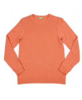 Layla sweater tawny pink - Lily Balou