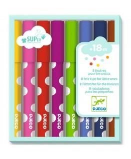 Viltstiften voor jonge kinderen +18m - Djeco