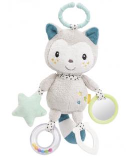 Aiko & Yuki - Activity cat with - Fehn