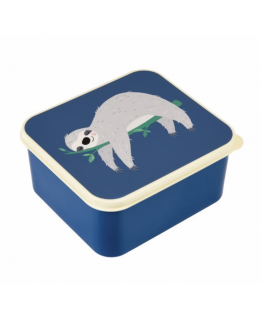 Sydney the sloth lunch box - Res