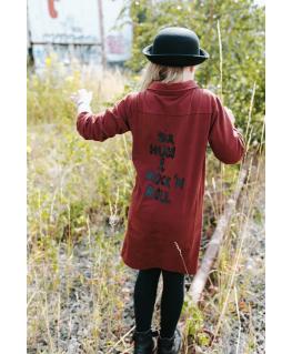 Funky Red winterhandschoen - Ducksday