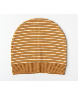 Muts knitwear stripes La Linea Cinnamon - Mundo Melocoton