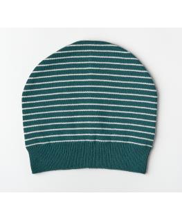 Muts knitwear stripes La Linea Teal - Mundo Melocoton