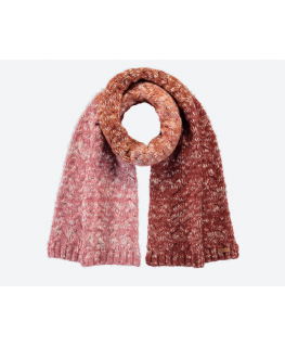 spectacle scarf rust - Barts
