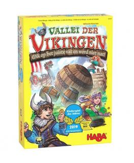 Spel Vallei der Vikingen 6-99j - Haba