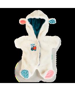 YVON Poppen-onesie schaap - Lilliputiens
