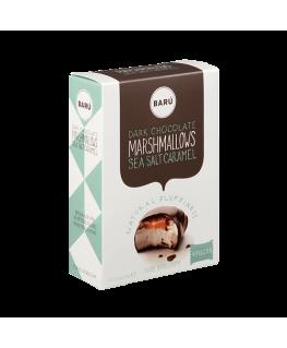 Marshmallow dark chocolate sea salt Caramel - Barú
