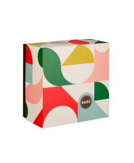 Gift box tailored harlequin Small - Barú