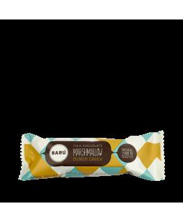 Marshmallow bar milk chocolate crunchy cashew - Barú