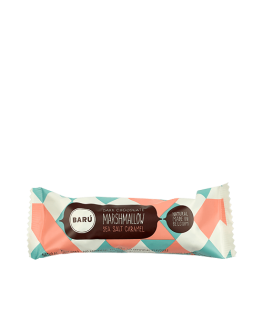Marshmallow bar Dark Chocolate Sea Salt Caramel - Barú